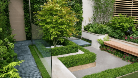 landscape designers and architects