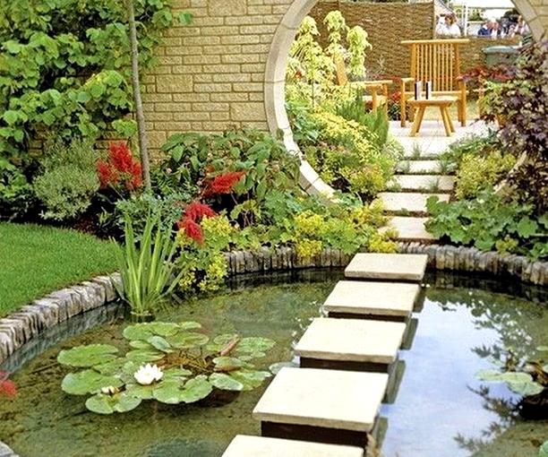 Al Nojoom Al Khams 5 Stars Pool Landscaping