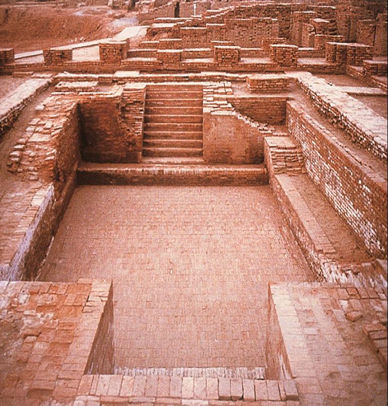 Mohenjo-daro-bath