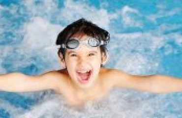 swimming-child
