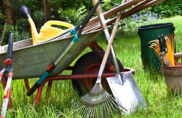 Landscaping-maintenance-equipment